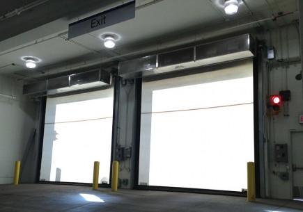 Gallery   TSD/EHD   Industrial Doors