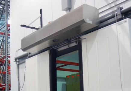 Gallery   FAC-E   Hard Panel Freezer Doors