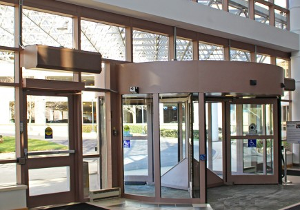 Gallery | CED | Handicapped Accessible Doors