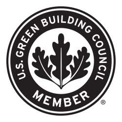 ECE-2-84ST Air Curtain | USGBC Member Black