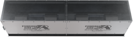 Xtreme Powered Aire Air Curtains